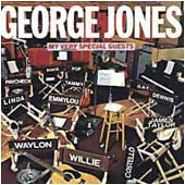 George Jones: My Very Special Guests
