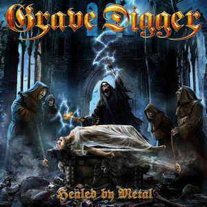 Grave Digger:Healed By Metal