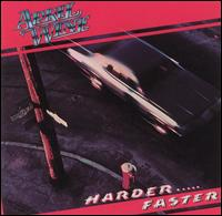 APRIL WINE:Harder...faster