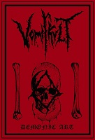Vomit Kult: Demonic Art