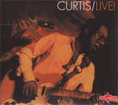 Curtis Mayfield:Curtis/Live!
