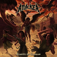 Attacker:Giants of Canaan